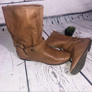 """Nine West Vintage """"Gellar"""" Ankle/Low Flat Boot- 7"""